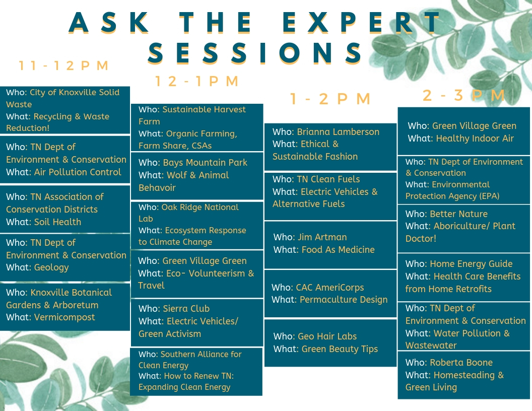 Ask the Expert Sessions- Timeline